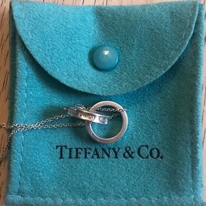 Tiffany & Co. Interlocking Circles Necklace